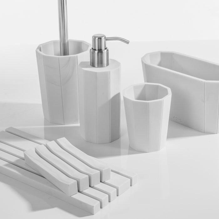 Fabulous Complete Bathroom Set Available In White Or Grey Soft Download Free Architecture Designs Scobabritishbridgeorg