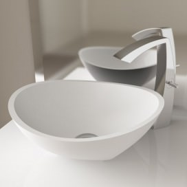 Countertop washbasin | Lovely Bath Collection