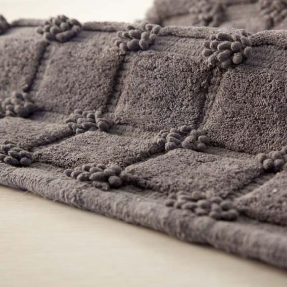 Tappeto da bagno in cotone 100% | MISURE: 50 CM X 80 CM