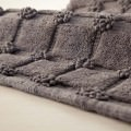 Tappeto da bagno in cotone 100%   MISURE: 50 CM X 80 CM