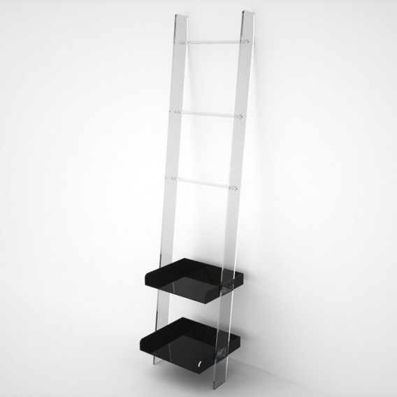 6ac737ebc98 Ladder in Plexiglass with bars and trays. 12 colors. Easy Collection.