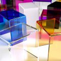 Stool | Plexiglass | 10 colors available
