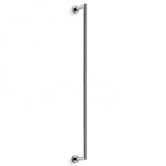 Barra attrezzabile per accessori | Ottone cromato | Serie Baketo