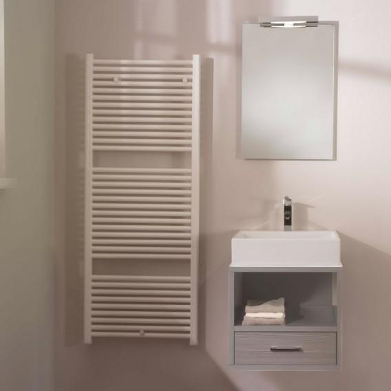 Mobile Bagno Completo Con Cassetto E Vano A Giorno | 3 Colori | Serie Giava
