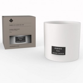 Scented candle in a glass of 320 gr. available in 10 fragrances