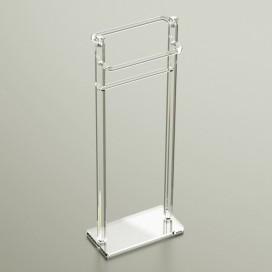 Piantana in PPMA | Modello Cavalletto | Trasparente