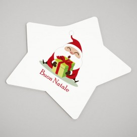 Tovaglietta rigida Santa Claus | PPMA 3 mm | X Mas collection