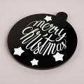Portachiavi o pallina Merry Christmas| PPMA colorato | X Mas collection