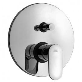 Miscelatore doccia incasso a 2 uscite | Candy | Paffoni