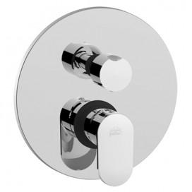 Miscelatore doccia a 2 uscite con posizione combinata | Candy | Paffoni