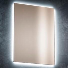 Specchio retroilluminato a LED su 4 lati | Agorà | Progetto 4.0