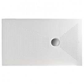 Piatto doccia in ceramica | H 3 cm | NoLIta | Kerasan