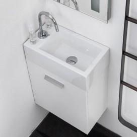 Mini lavabo in ceramica bianco | Acquaceramica | Colavene