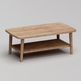 Panca in legno massello laccato bianco frassino | Colavene