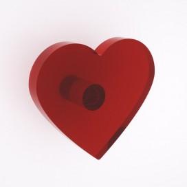 Appendi abito a forma di cuore | 14 colori disponibili | Petrozzi