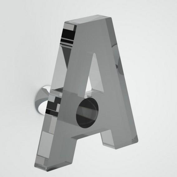 Alfabeto in Plexiglass | 12 colori disponibili | Petrozzi