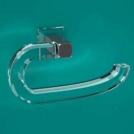 Portarotolo | Plexiglass | Trasparente | Cube | Petrozzi