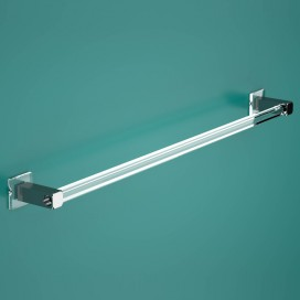 Asta porta salviette | Plexiglass | Trasparente | Cube | Petrozzi