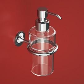 Portadispenser | Plexiglass | Trasparente | Mango | Petrozzi