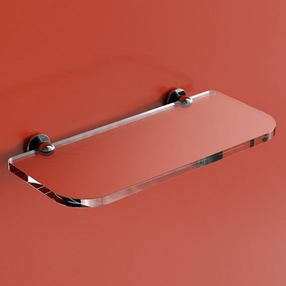 Towel holder | Plexiglass | Transparent | Cosmea Collection