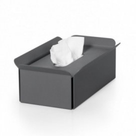 Porta Fazzoletti di carta disponibile nei colori Antracite | Sabbia | Bianco