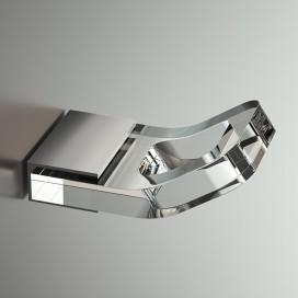 Appendiabito | Plexiglass | Trasparente | Mango | Petrozzi