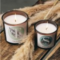 Scented candle Amber & Wood | Elementi | Pernici