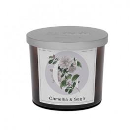 Camelia & Sage scented candle | Elementi | Pernici