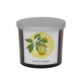 Candela profumata Lime & Ginger   Elementi   Pernici