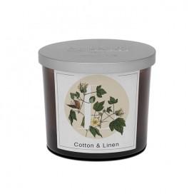 Cotton & Linen scented candle | Elementi | Pernici
