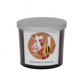 Macaron & Almond scented candle | Elementi | Pernici