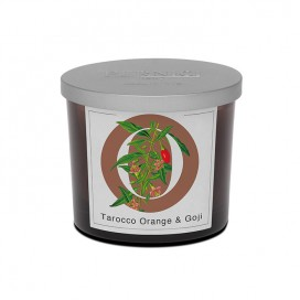 Tarocco Orange & Goji scented candle | Elementi | Pernici
