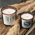 Acquamarine & Sea Salt scented candle   Elementi   Pernici