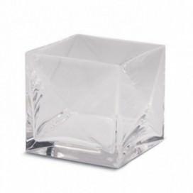 Bicchiere da appoggio da abbinare al porta sapone e al dispenser | Cristallo