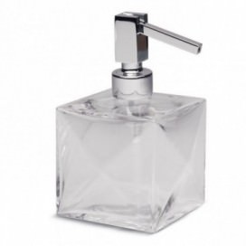 Soap dispenser to match the glass and soap holder | Crystal