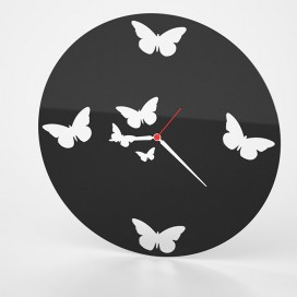 Orologio da parete Clock | Diametro 25 e 40 cm| 17 colorazioni | Petrozzi