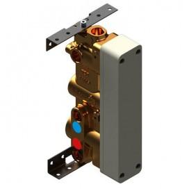 Corpo incasso per miscelatore termostatico per doccia o vasca a 3 vie | rif. SIG_90326300_ID
