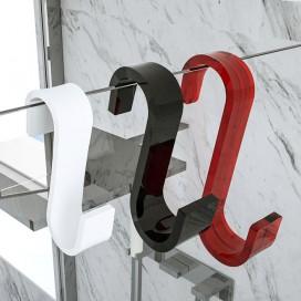 Gancio box doccia Tao| Plexiglass | 14 colori disponibili | Petrozzi