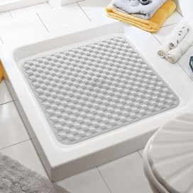 """Anti-slip mat for shower or bathtub with suction cups 