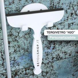 Acqua squeegee | Colored plexiglass | Petrozzi
