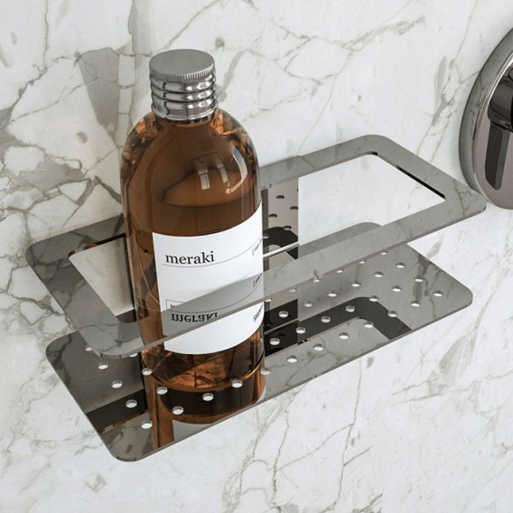 Single shelf for shower box | Plexiglass | 7 colors available
