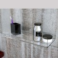 Shelf with sides | Plexiglass | 7 colors available