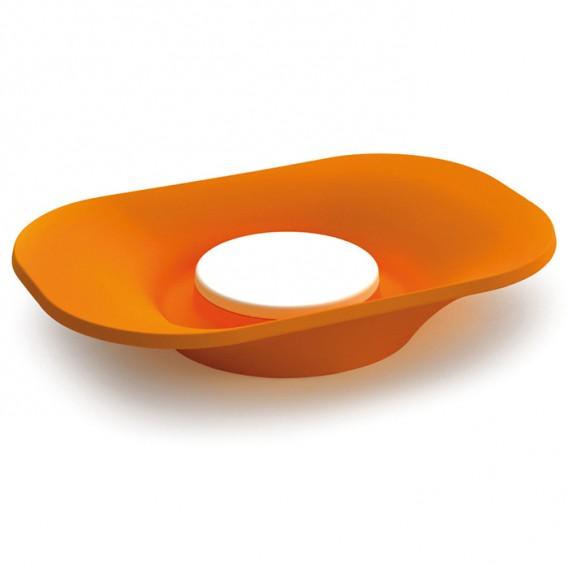 Portasapone tondo in silicone | 4 colori | Saon