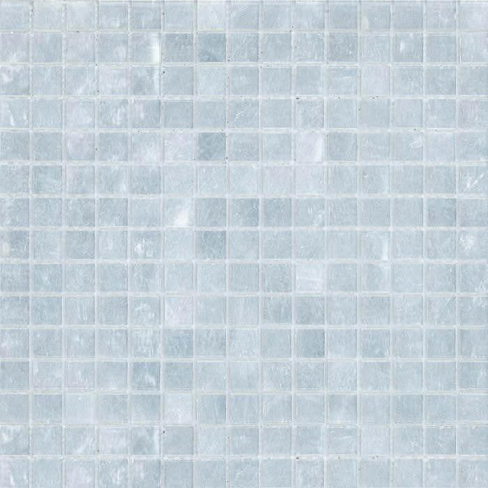 Mosaico in pasta di vetro 4 varianti - Rivestimento bagno ondulato ...