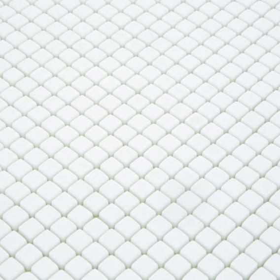 Mosaic | Glass paste | Sheet size 298x298 mm | Enamel Frame Collection 10x10
