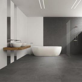 Piastrella in gres porcellanato per pavimento e rivestimento. Disponibile in 3 colori e 2 formati - Collezione Creo