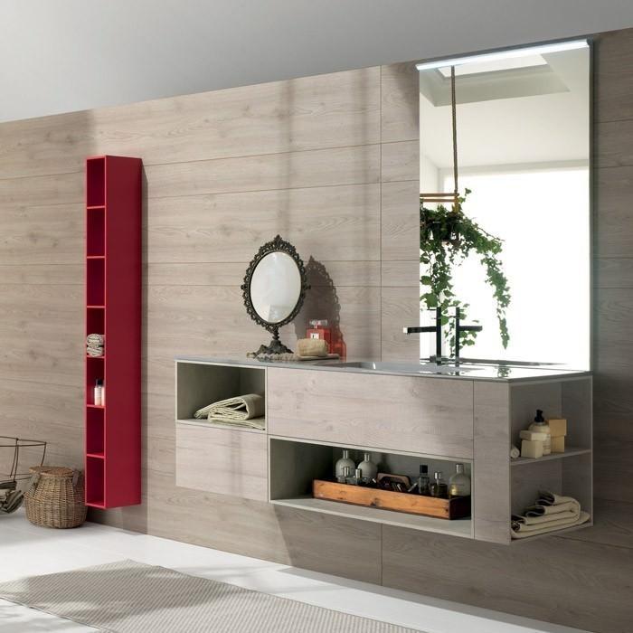 Bagno beige e grigio bagno grigio e beige moderno for Grigio e beige arredamento