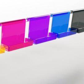 Mensola box doccia ESSE | Plexiglass | 7 colori disponibili | Petrozzi