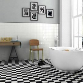"Basic tile ""Colibrì"" Glossy effect. Available in 7 different colours"
